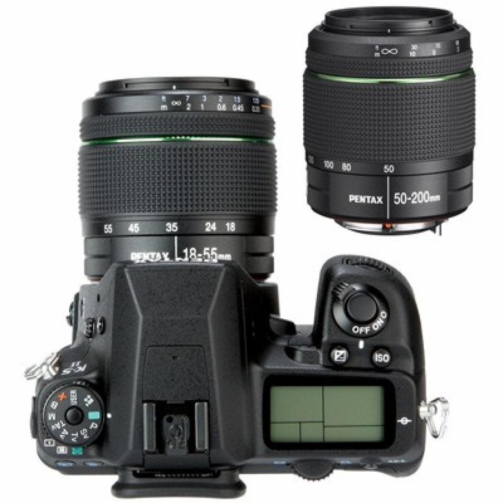 Цифровой фотоаппарат Pentax K-5 II + DA 18-55mm WR + 50-200mm WR (1202600) изображение 3