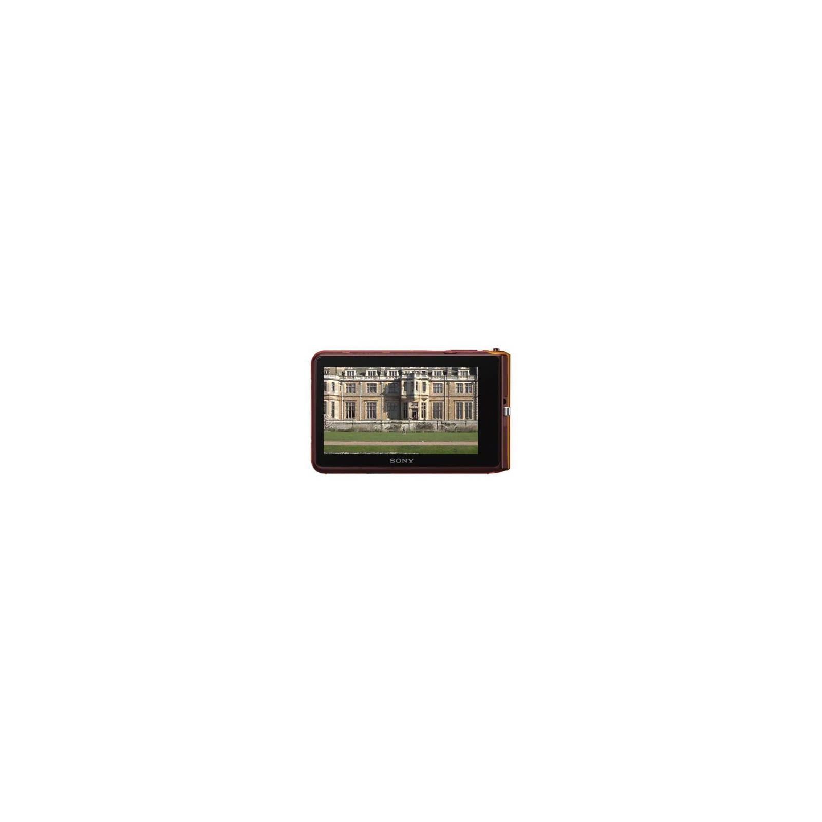Цифровой фотоаппарат SONY Cyber-shot DSC-TX30 orange (DSCTX30D.RU3) изображение 2