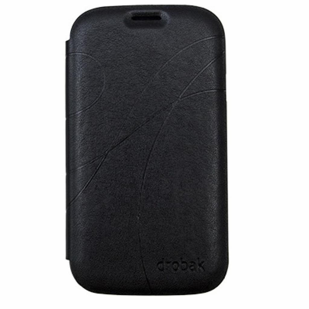 Чехол для моб. телефона Drobak для Samsung I9082 Galaxy Grand Duos /Oscar Style/Black (216011)