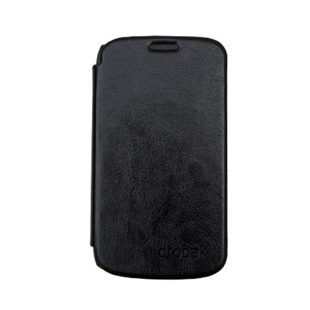 Чехол для моб. телефона Drobak для Samsung S7562 Galaxy S Duos /Book Style/Black (215275)