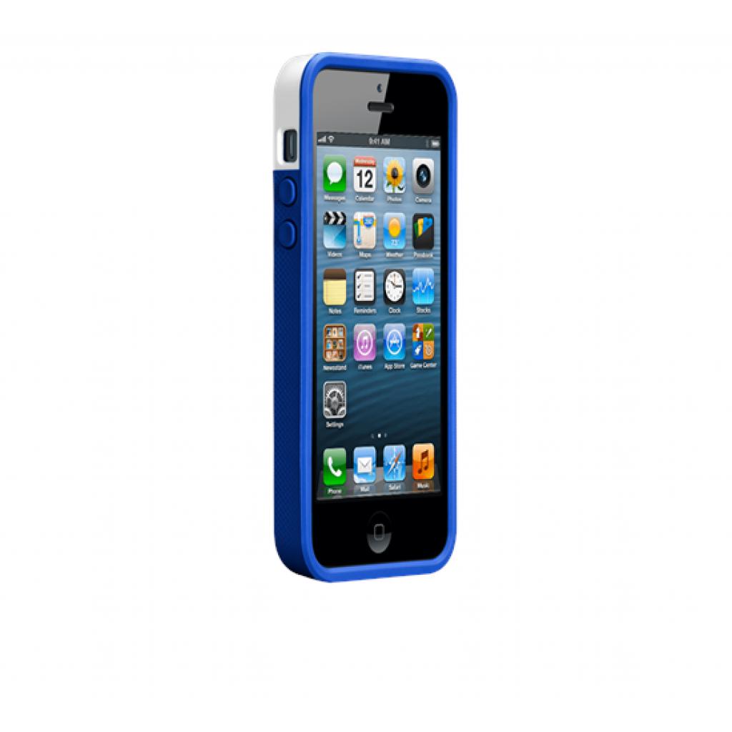 Чехол для моб. телефона Case-Mate для Apple iPhone 5 POP ID White/Blue (CM022420) изображение 2