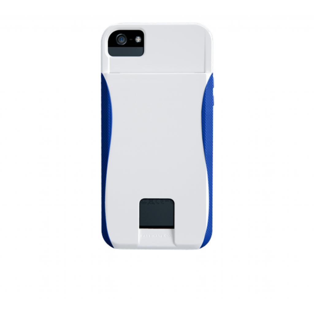 Чехол для моб. телефона Case-Mate для Apple iPhone 5 POP ID White/Blue (CM022420) изображение 3