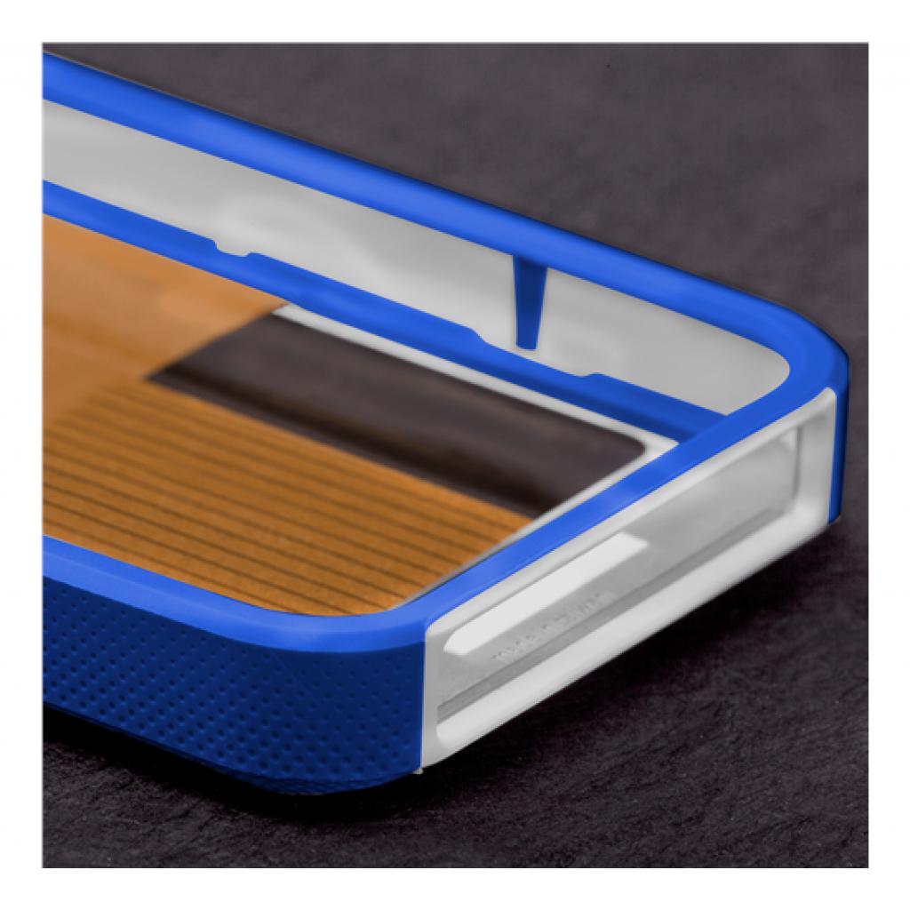 Чехол для моб. телефона Case-Mate для Apple iPhone 5 POP ID White/Blue (CM022420) изображение 6