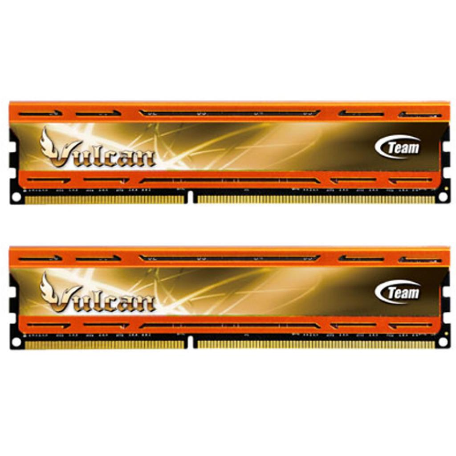 Модуль памяти для компьютера DDR3 8GB (2x4GB) 2400 MHz Team (TLAD38G2400HC11CDC01)