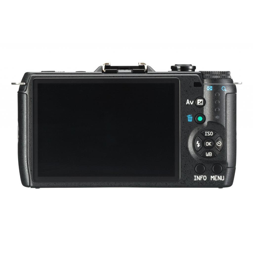 Цифровой фотоаппарат Pentax Q7+ объектив 5-15mm F2.8-4.5 black (10719) изображение 4