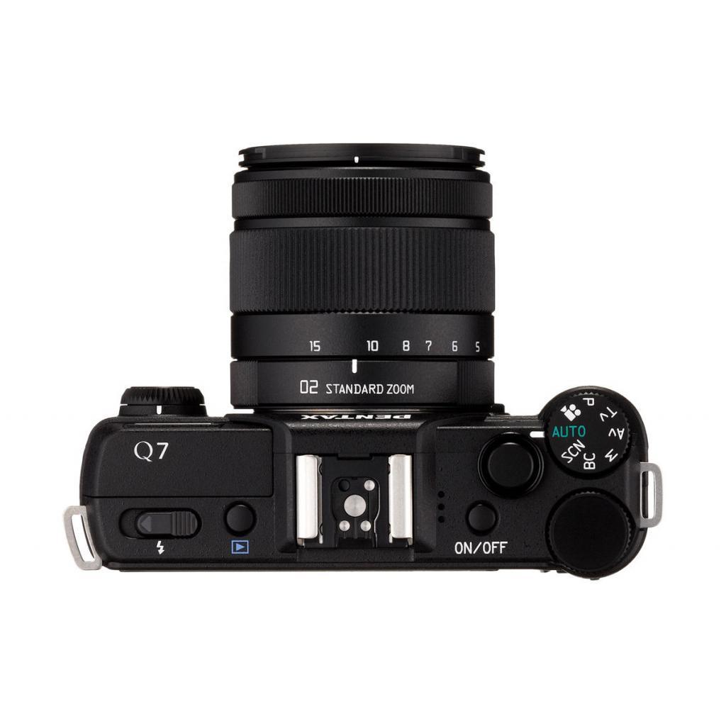Цифровой фотоаппарат Pentax Q7+ объектив 5-15mm F2.8-4.5 black (10719) изображение 5