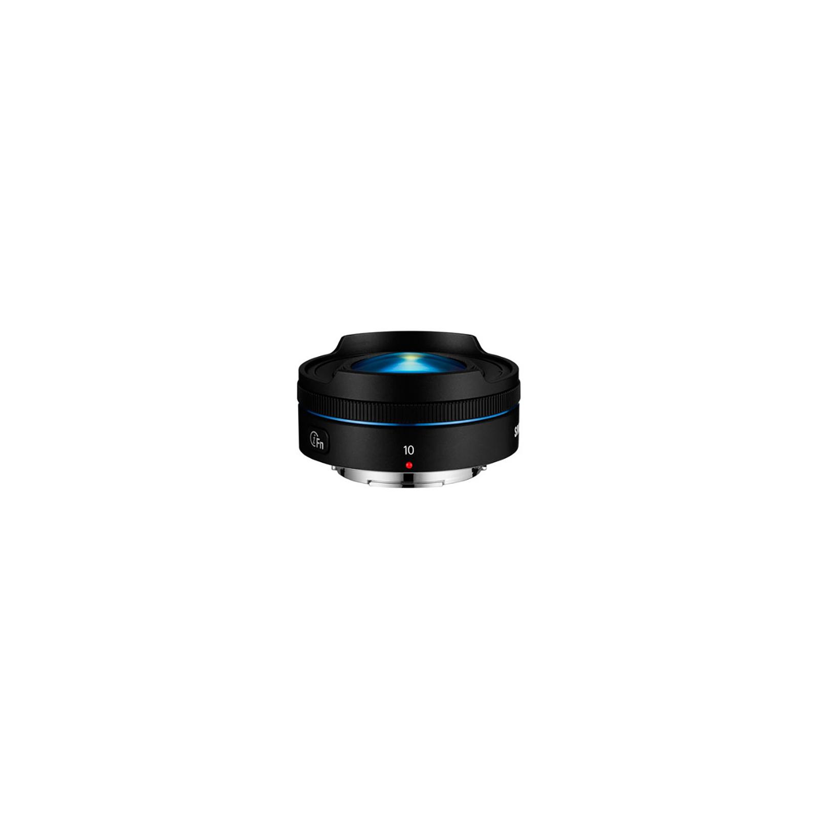 Объектив Samsung EX-F10ANW Fisheye Black (EX-F10ANB) изображение 2