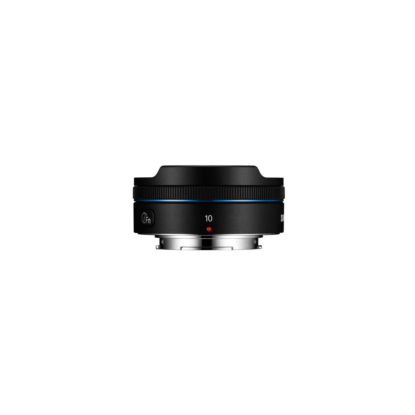 Объектив Samsung EX-F10ANW Fisheye Black (EX-F10ANB)