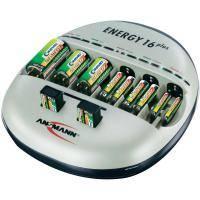 Зарядний пристрій для акумуляторів Ansmann Energy 16 plus (1001-0004)