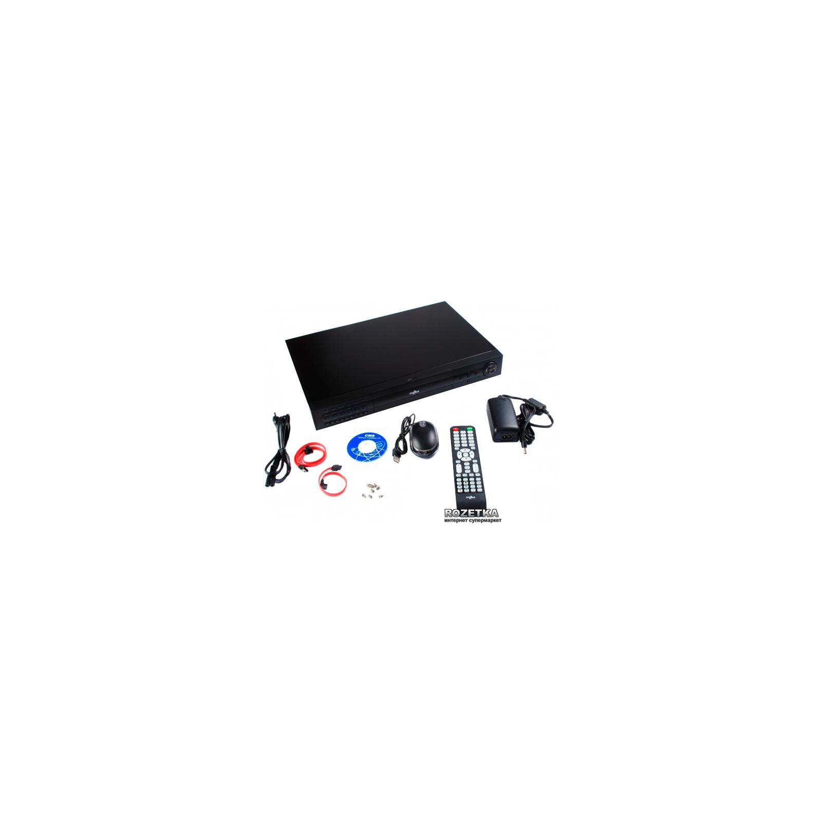 Регистратор для видеонаблюдения Gazer NS2208re изображение 5