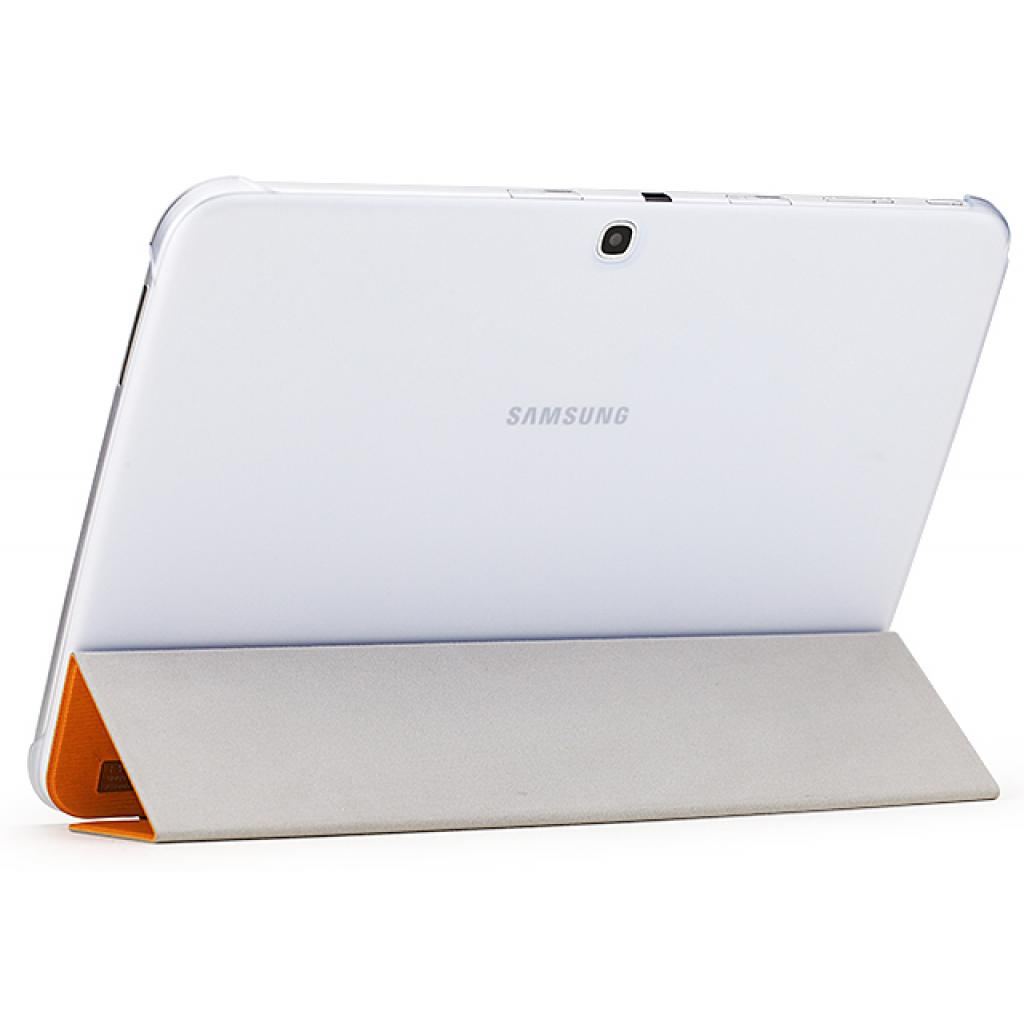 "Чехол для планшета Rock Samsung Galaxy Tab3 10,1"" new elegant series orange (P5200-40551) изображение 3"