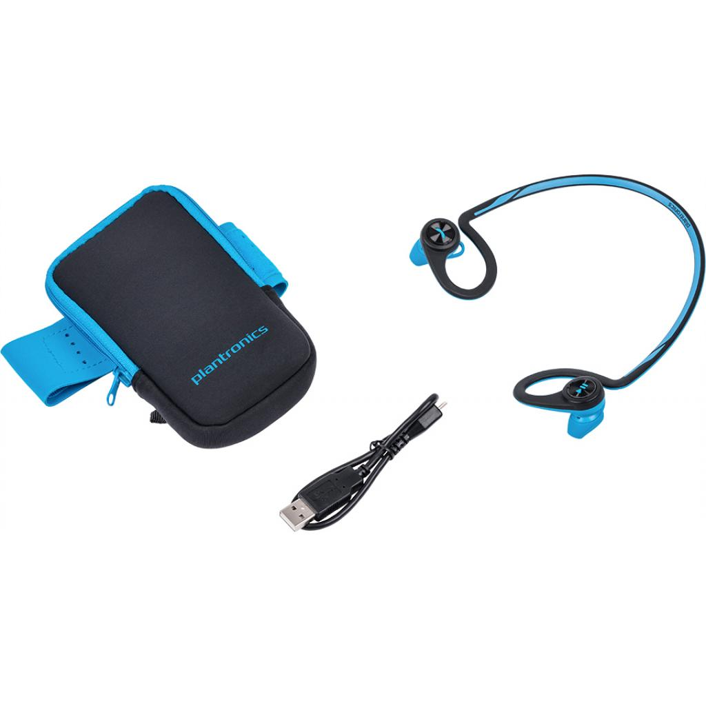 Наушники Plantronics BackBeat FIT blue (BBFITB) изображение 7