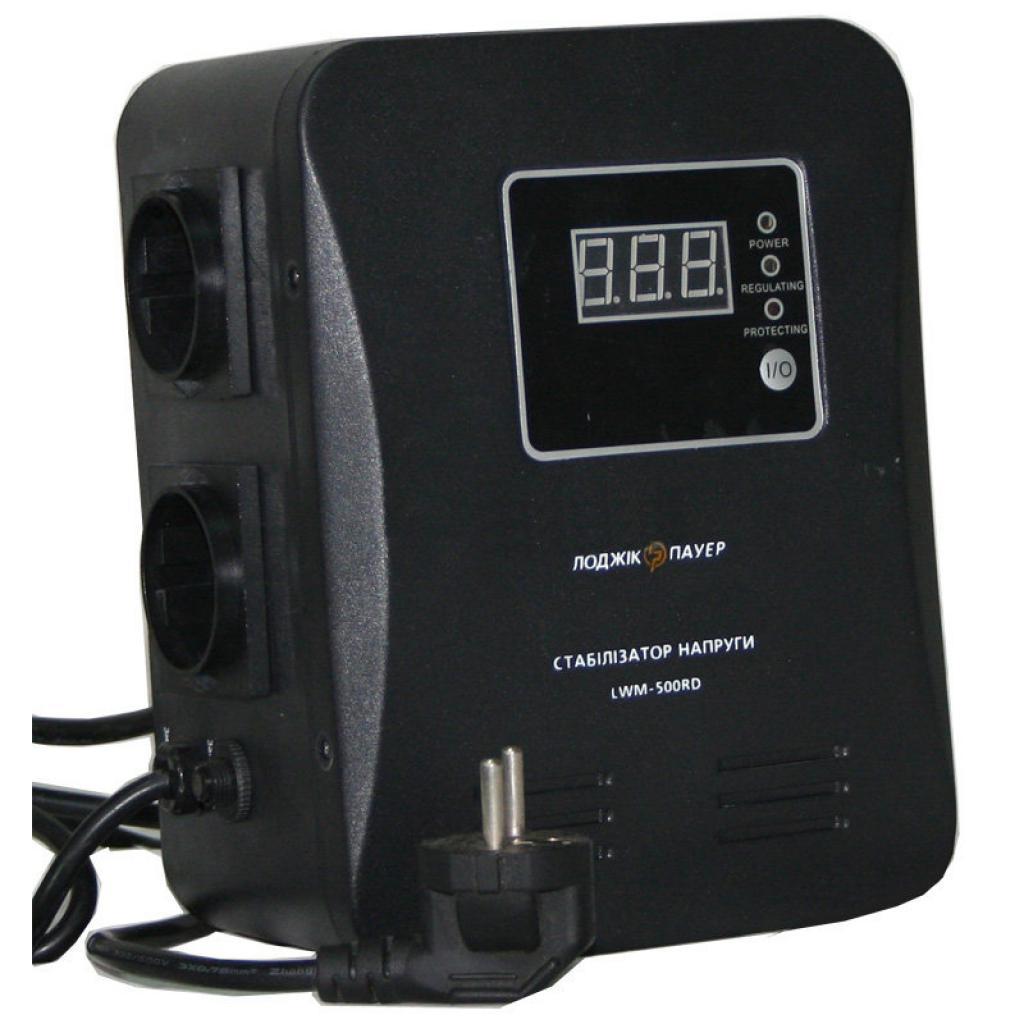 Стабилизатор LogicPower LWM-1000RD (2680) изображение 2