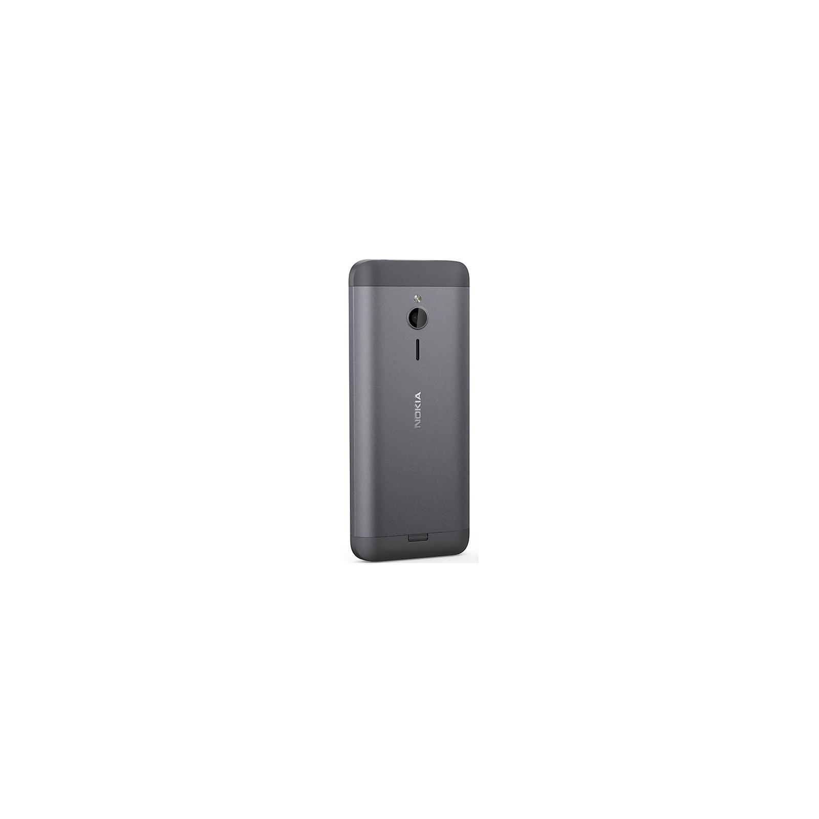 Мобильный телефон Nokia 230 Dual Dark Silver (A00026971) изображение 2
