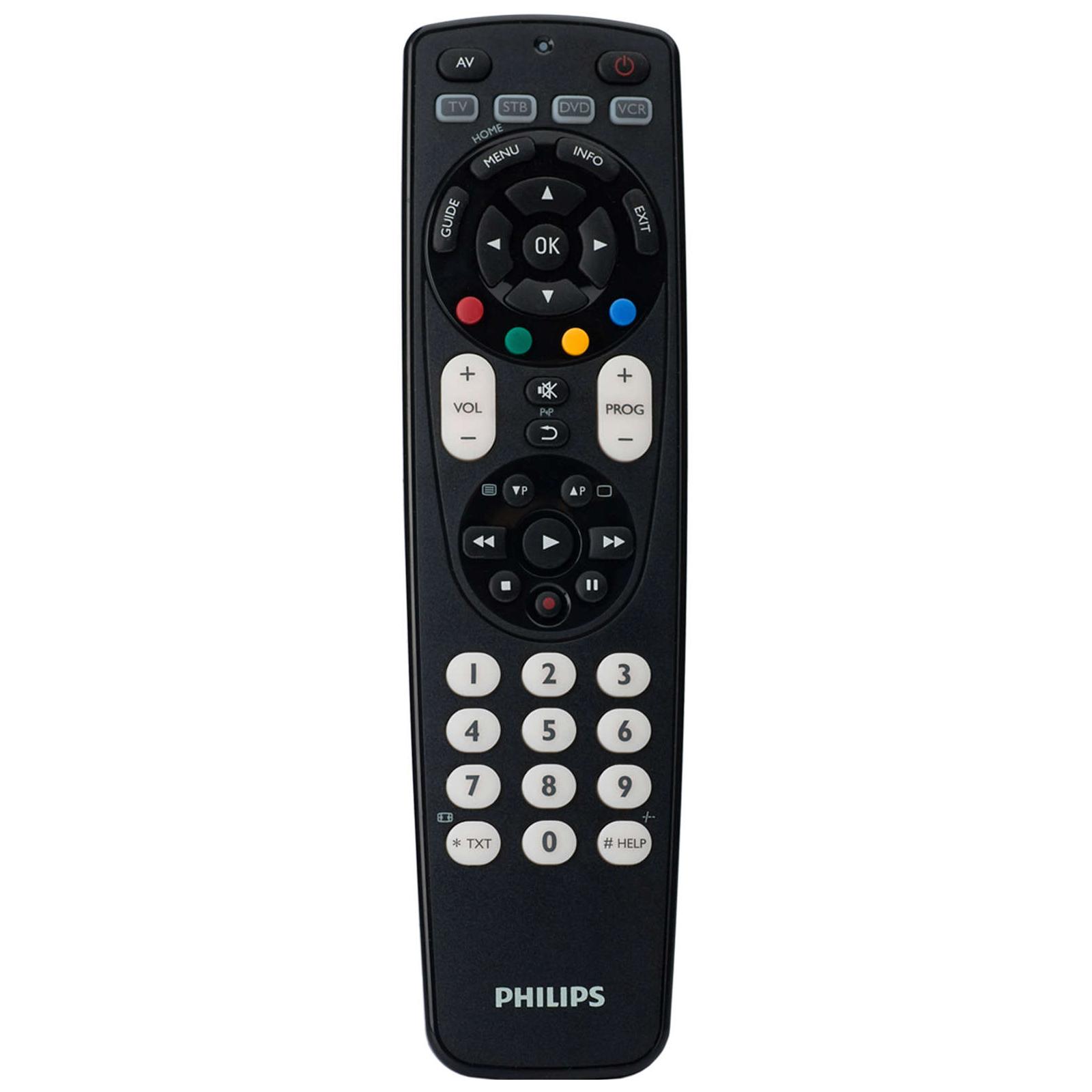 Пульт ДУ для телевизора PHILIPS SRP4004 (SRP4004/53)
