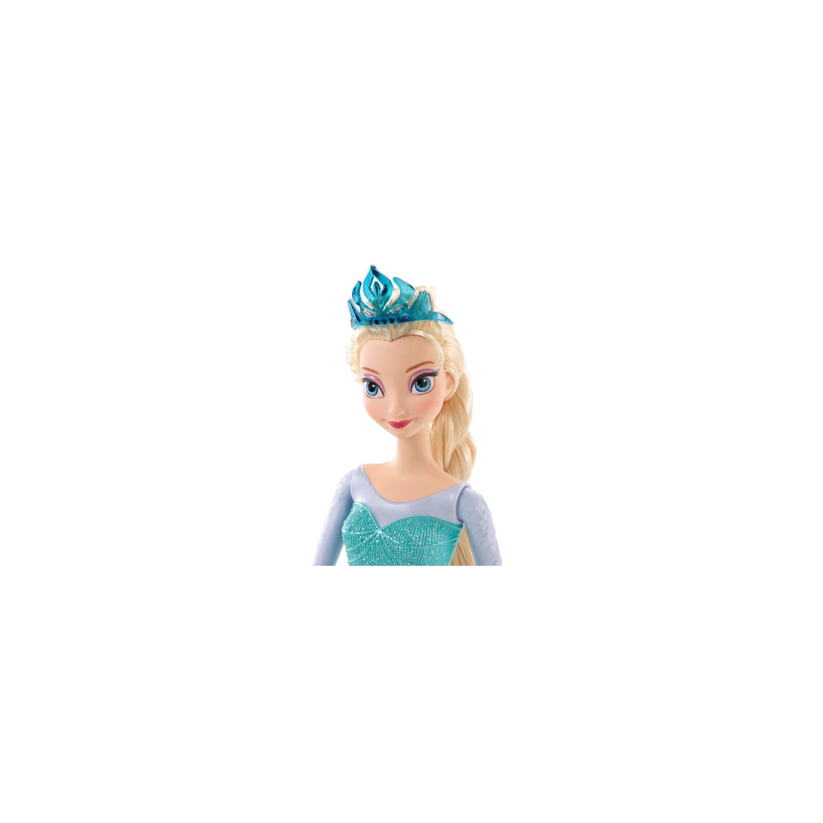 Кукла Mattel Эльза Сказочная Принцесса Дисней из м/ф Ледяное сердце (CJX74-2) изображение 2
