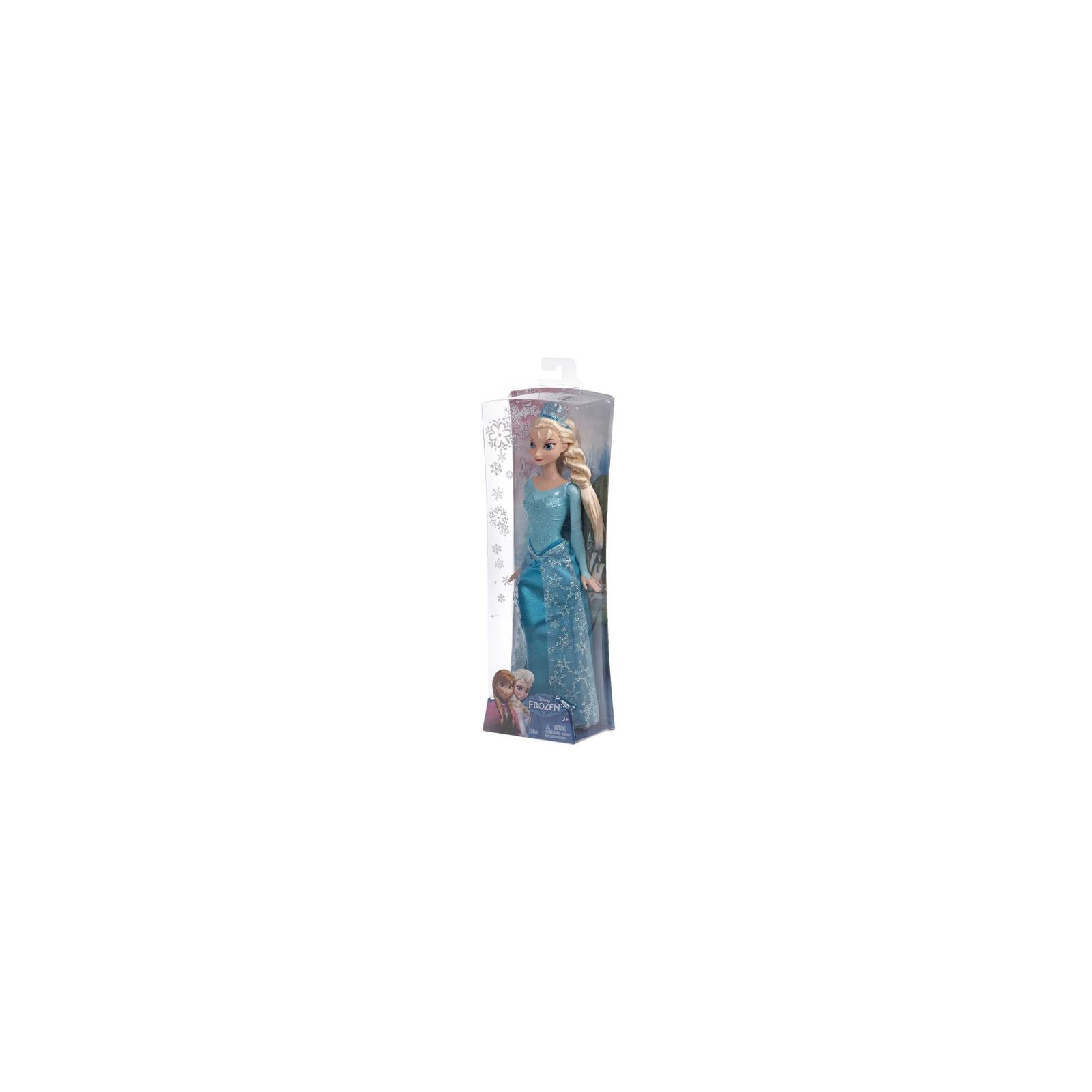 Кукла Mattel Эльза Сказочная Принцесса Дисней из м/ф Ледяное сердце (CJX74-2) изображение 3