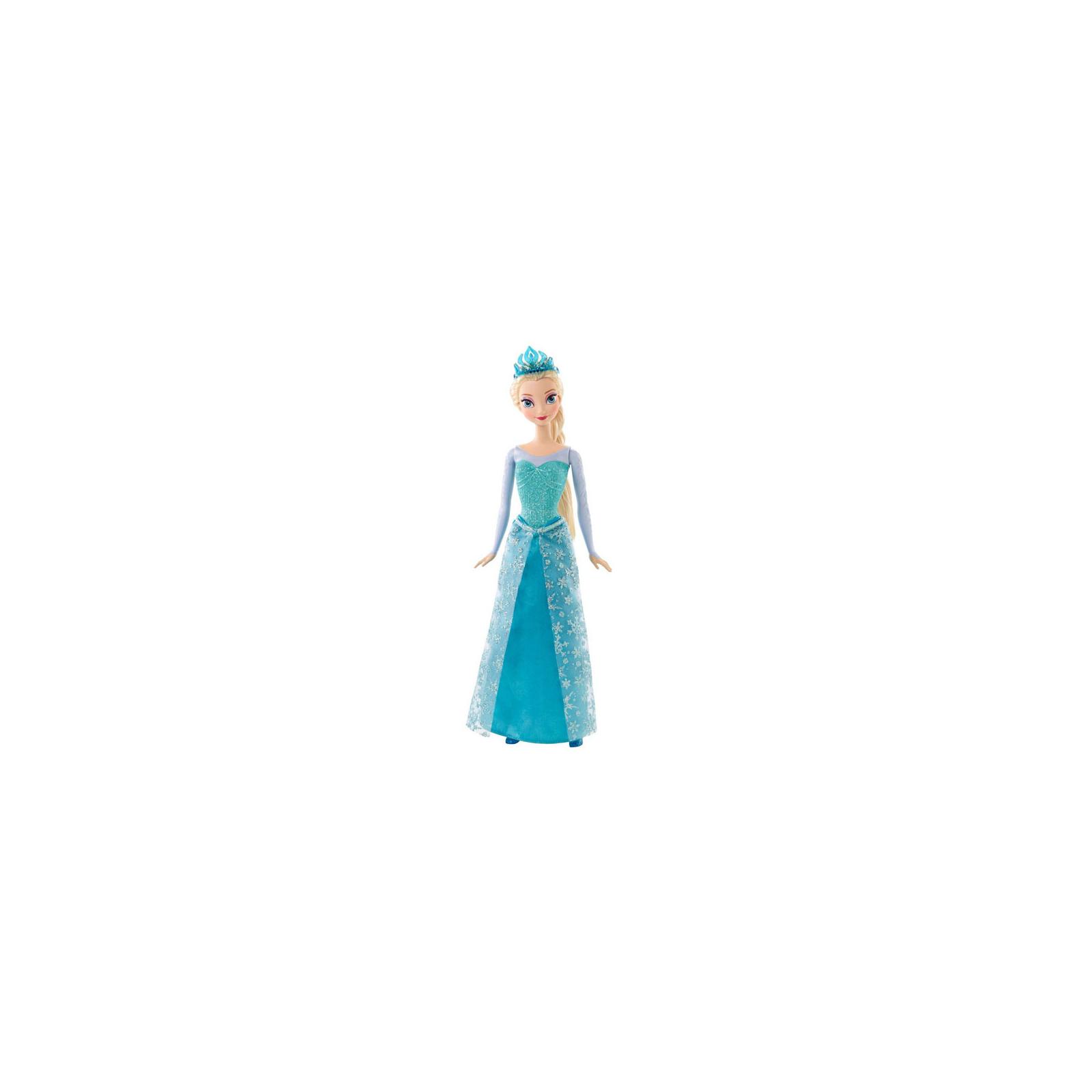 Кукла Mattel Эльза Сказочная Принцесса Дисней из м/ф Ледяное сердце (CJX74-2)