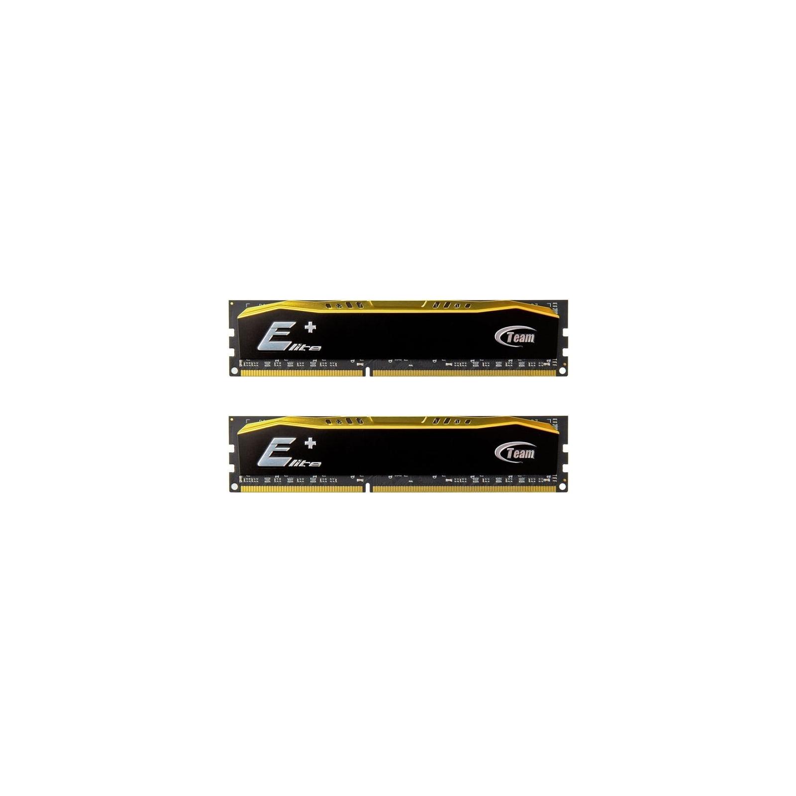 Модуль памяти для компьютера DDR4 16GB (2x8GB) 2400 MHz Elite Team (TED416G2400C16DC01)