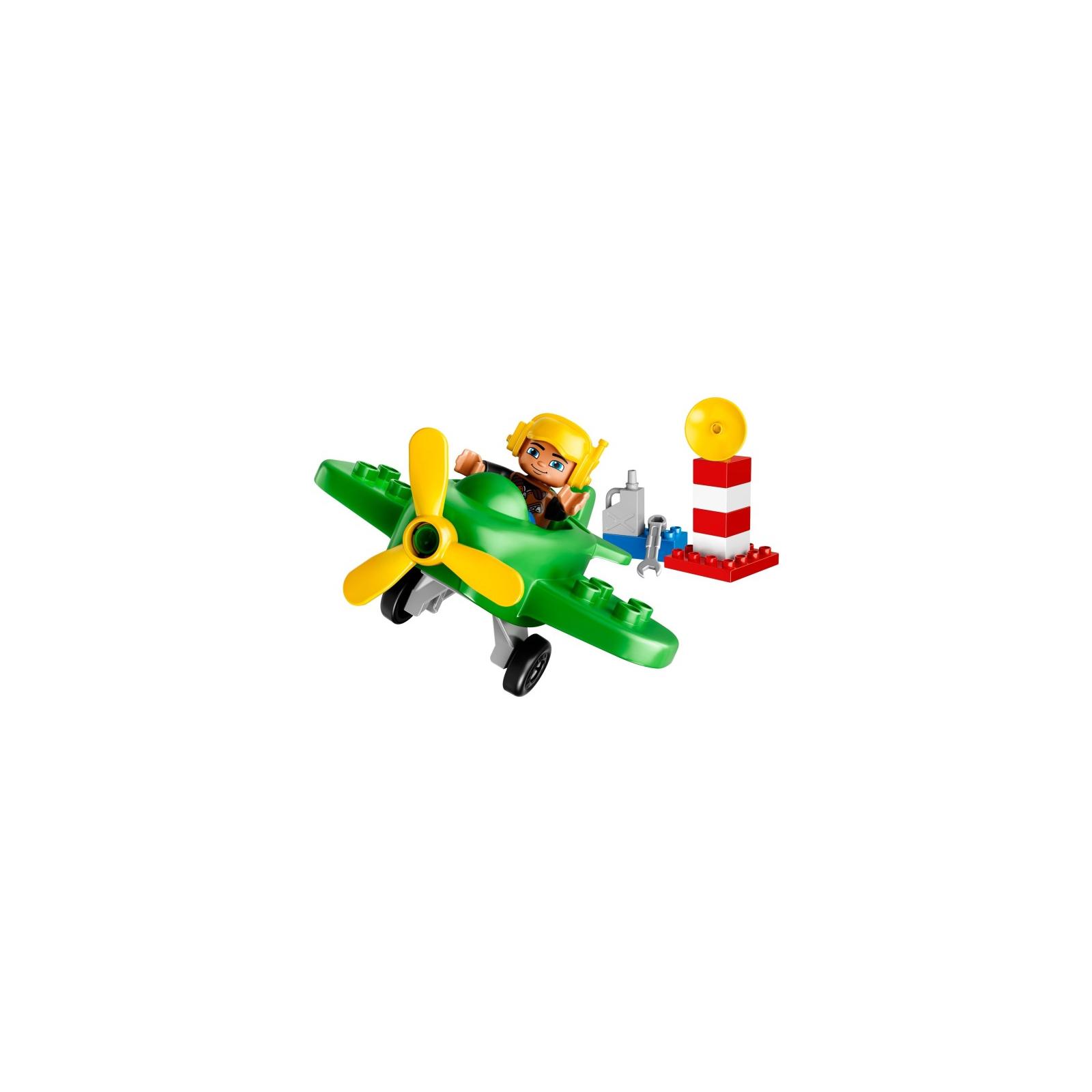 Конструктор LEGO Duplo Town Маленький самолёт (10808) изображение 2