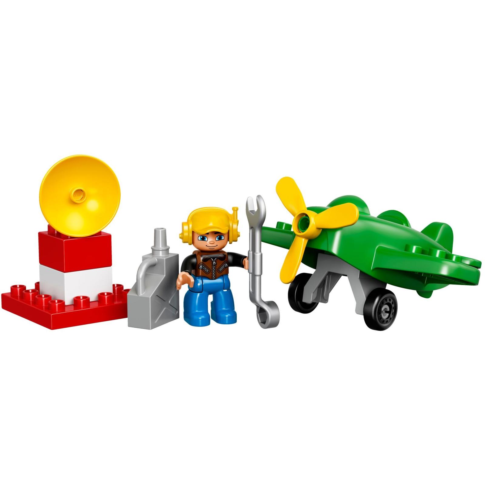 Конструктор LEGO Duplo Town Маленький самолёт (10808) изображение 3