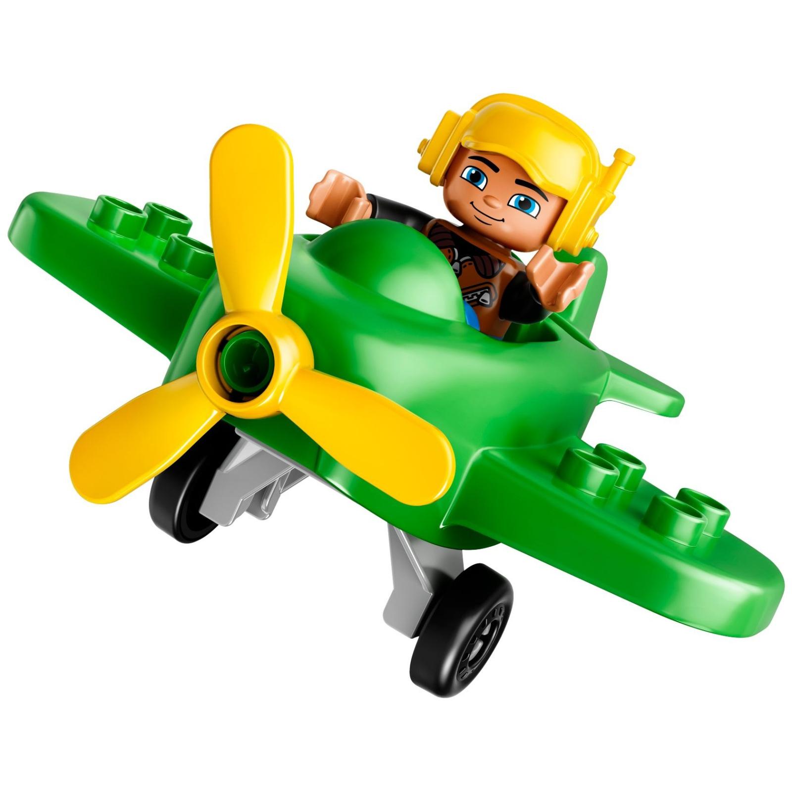 Конструктор LEGO Duplo Town Маленький самолёт (10808) изображение 4