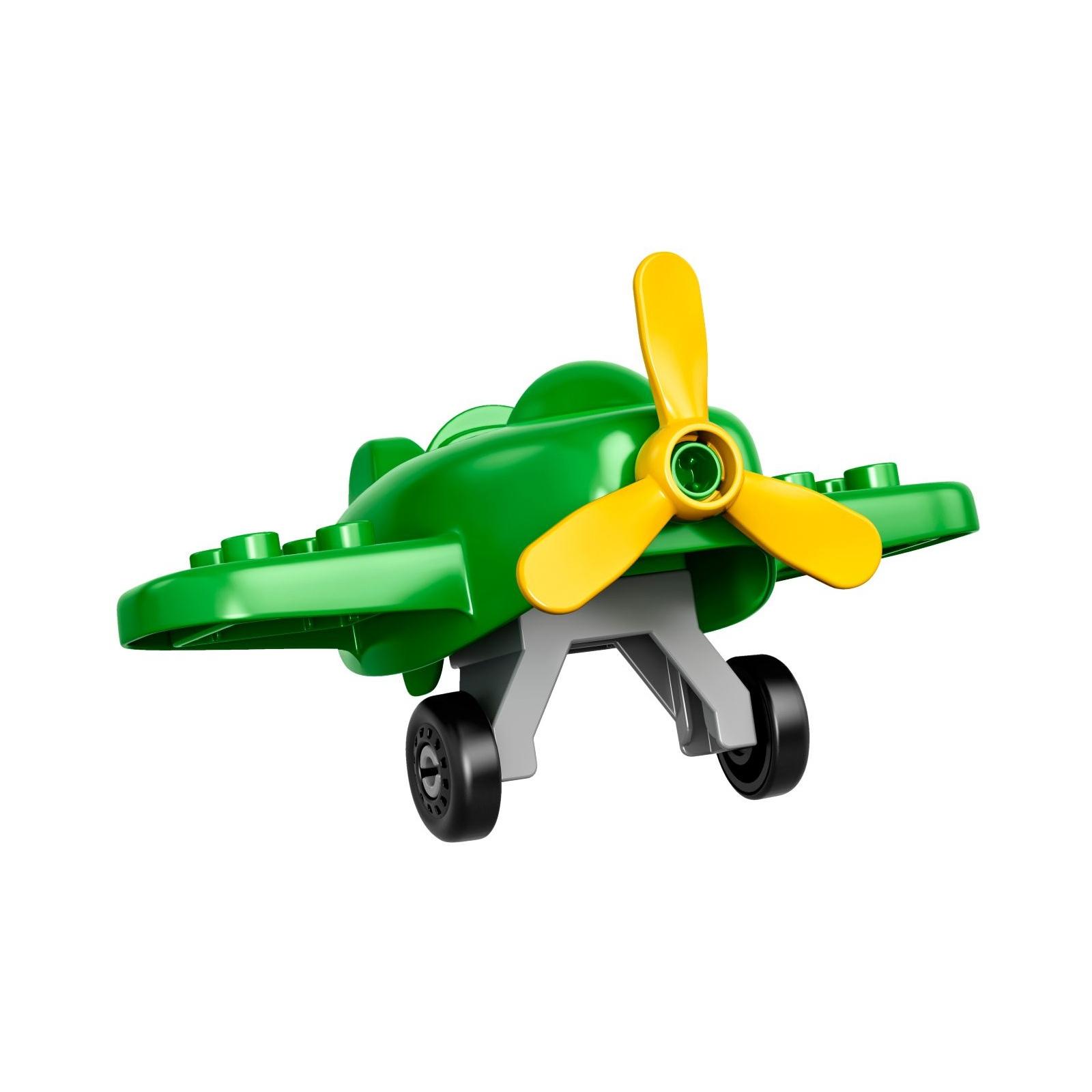 Конструктор LEGO Duplo Town Маленький самолёт (10808) изображение 5