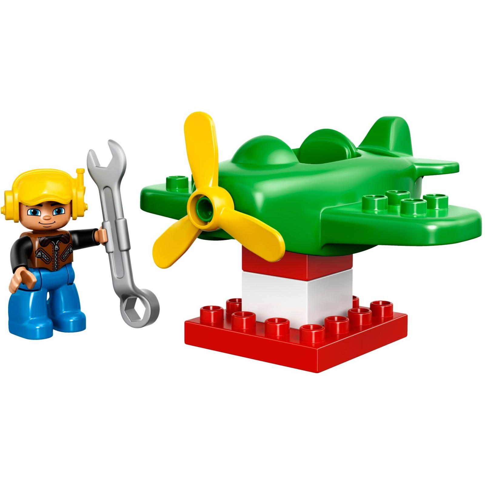 Конструктор LEGO Duplo Town Маленький самолёт (10808) изображение 6