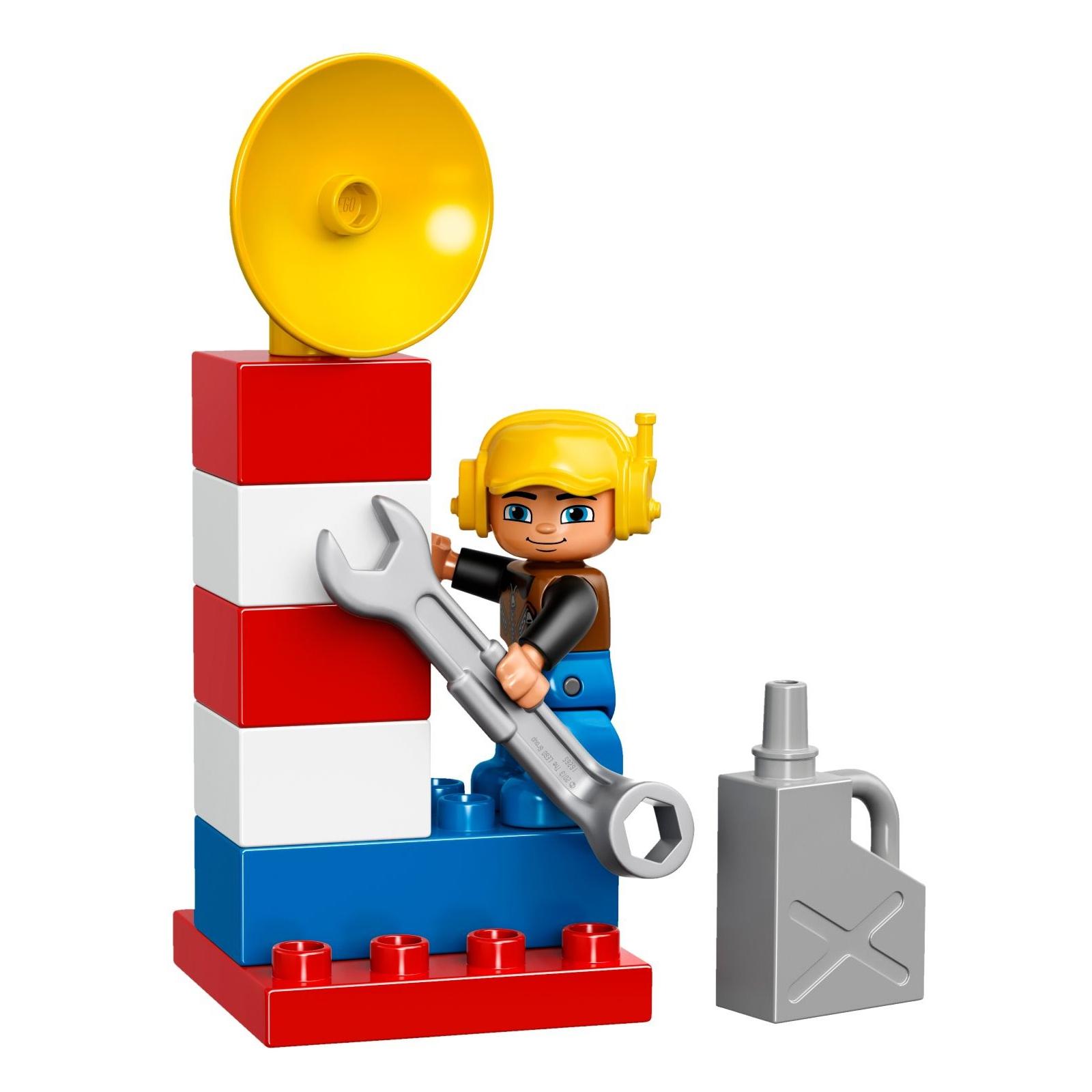 Конструктор LEGO Duplo Town Маленький самолёт (10808) изображение 7