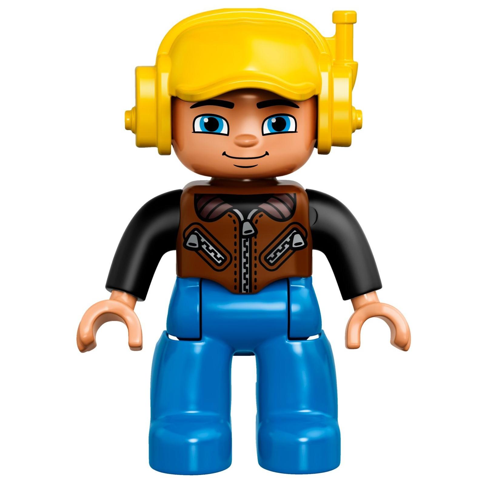 Конструктор LEGO Duplo Town Маленький самолёт (10808) изображение 8