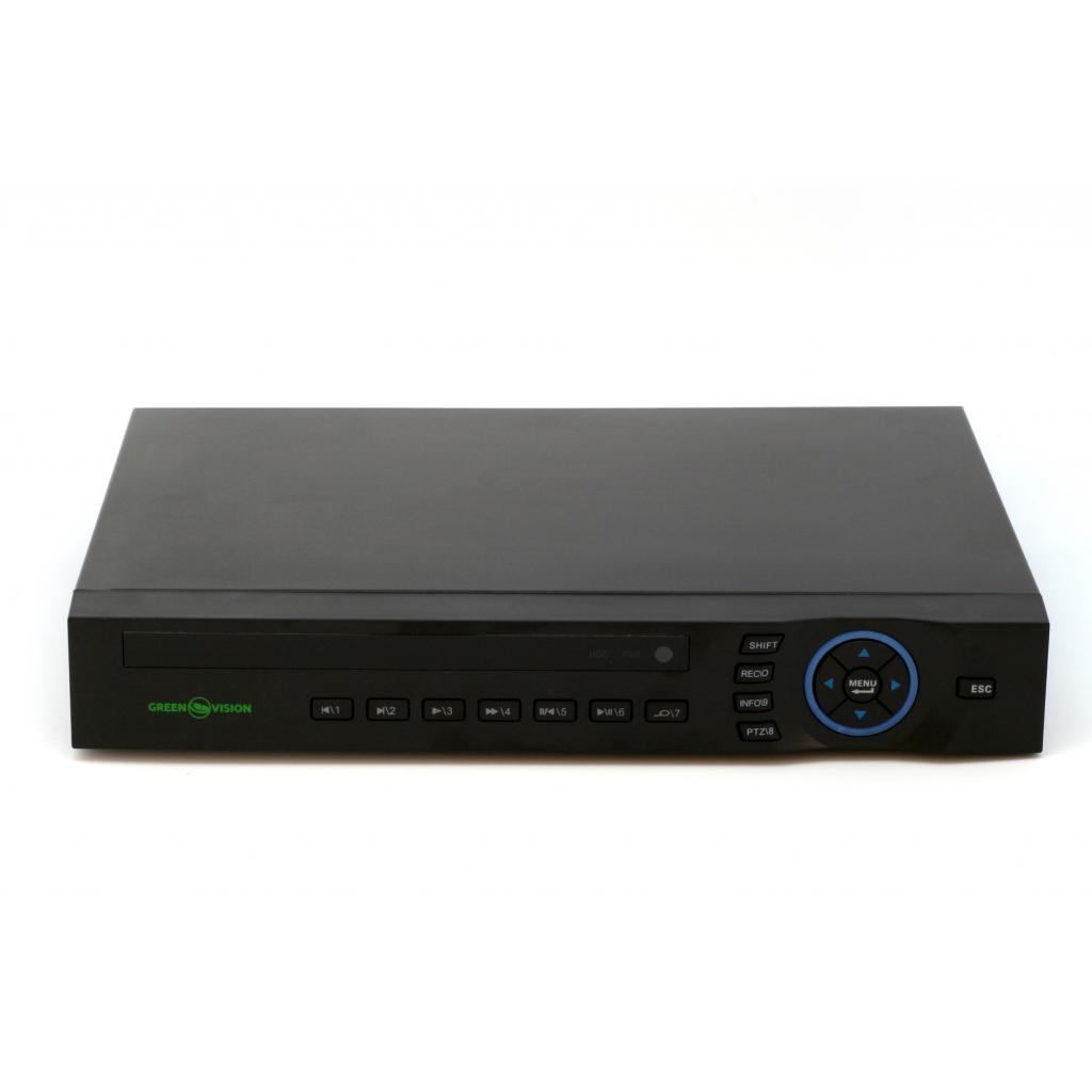 Регистратор для видеонаблюдения GreenVision AHD GV-A-M029/16 (4139) изображение 2
