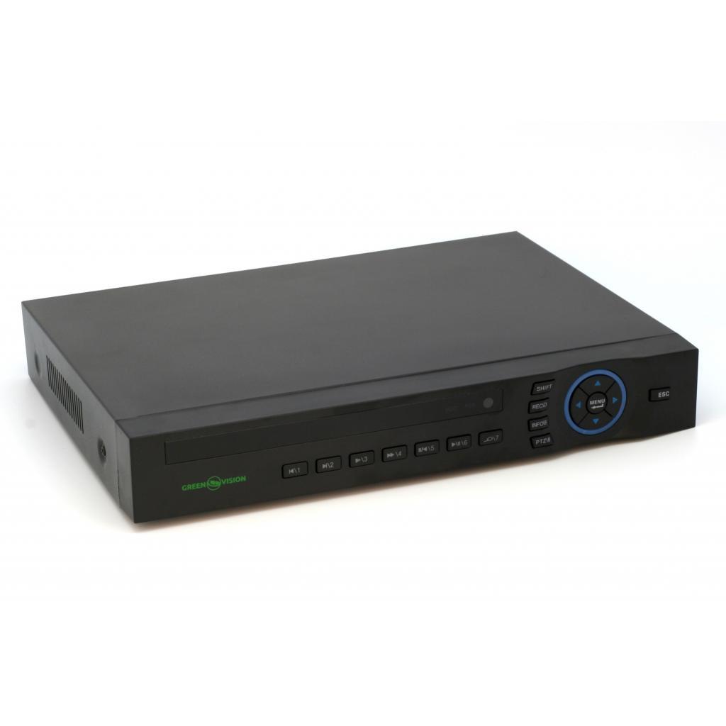 Регистратор для видеонаблюдения GreenVision AHD GV-A-M029/16 (4139) изображение 3