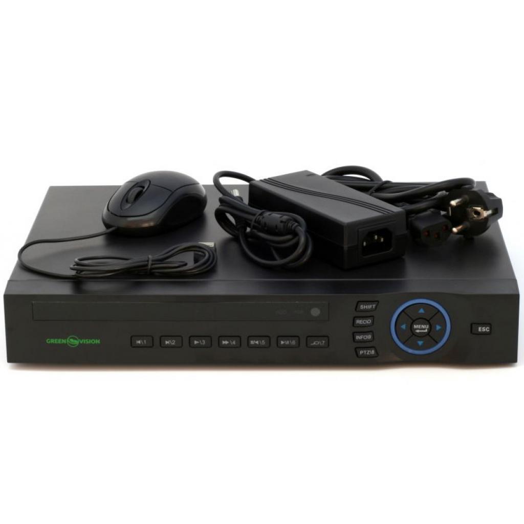 Регистратор для видеонаблюдения GreenVision AHD GV-A-M029/16 (4139) изображение 5