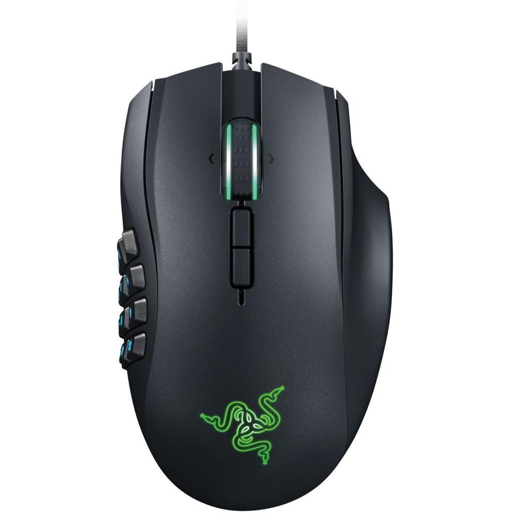 Мышка Razer Naga Expert MMO CHROMA (RZ01-01610100-R3G1) изображение 2