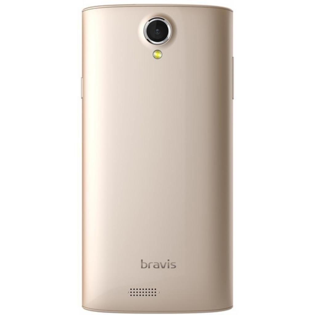 Мобильный телефон Bravis A501 Bright Gold изображение 2