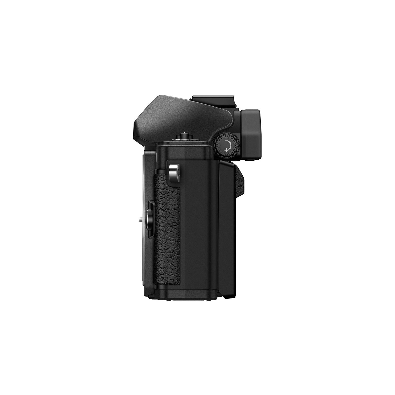 Цифровой фотоаппарат OLYMPUS E-M10 mark II 14-42 Kit black/black (V207051BE000) изображение 10