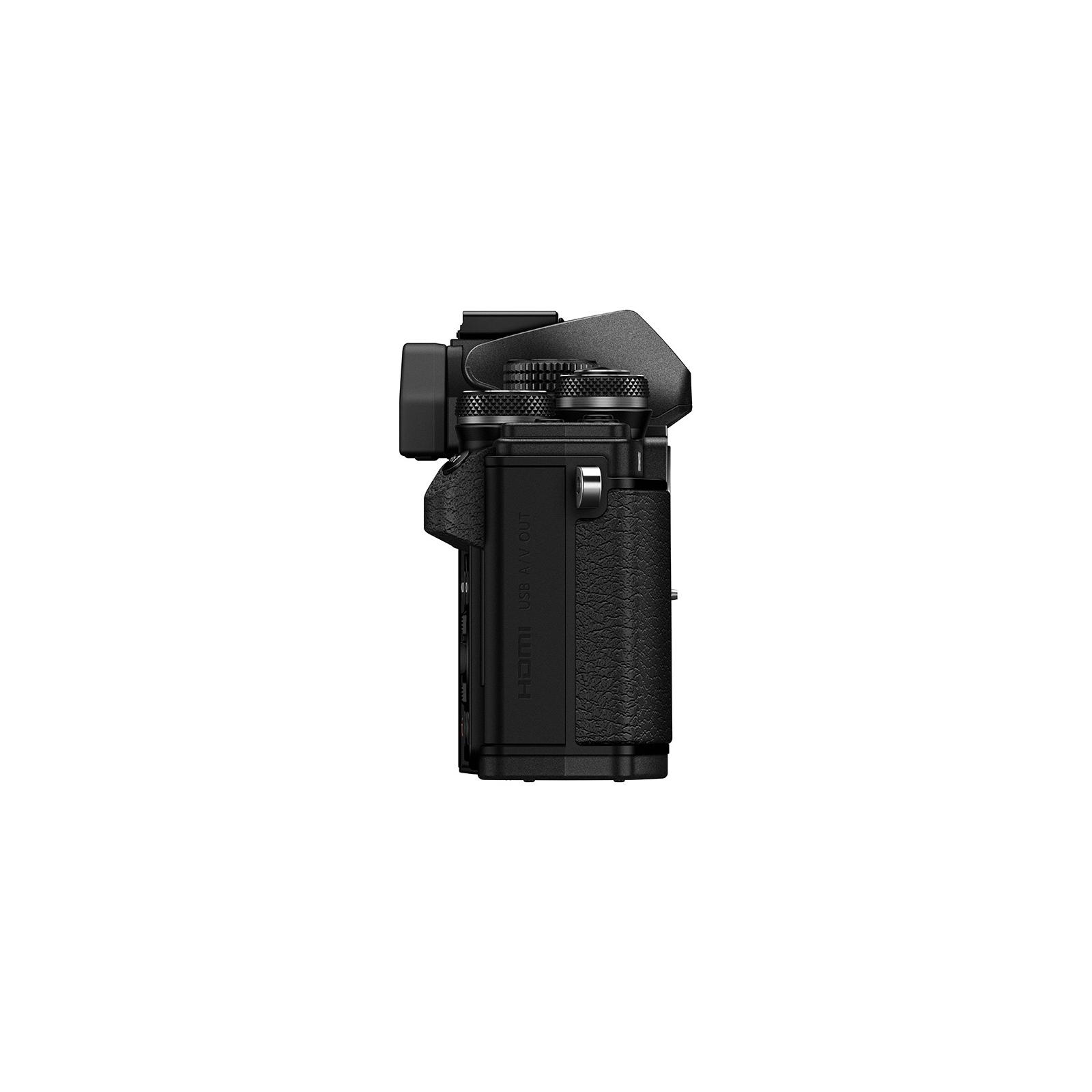Цифровой фотоаппарат OLYMPUS E-M10 mark II 14-42 Kit black/black (V207051BE000) изображение 9