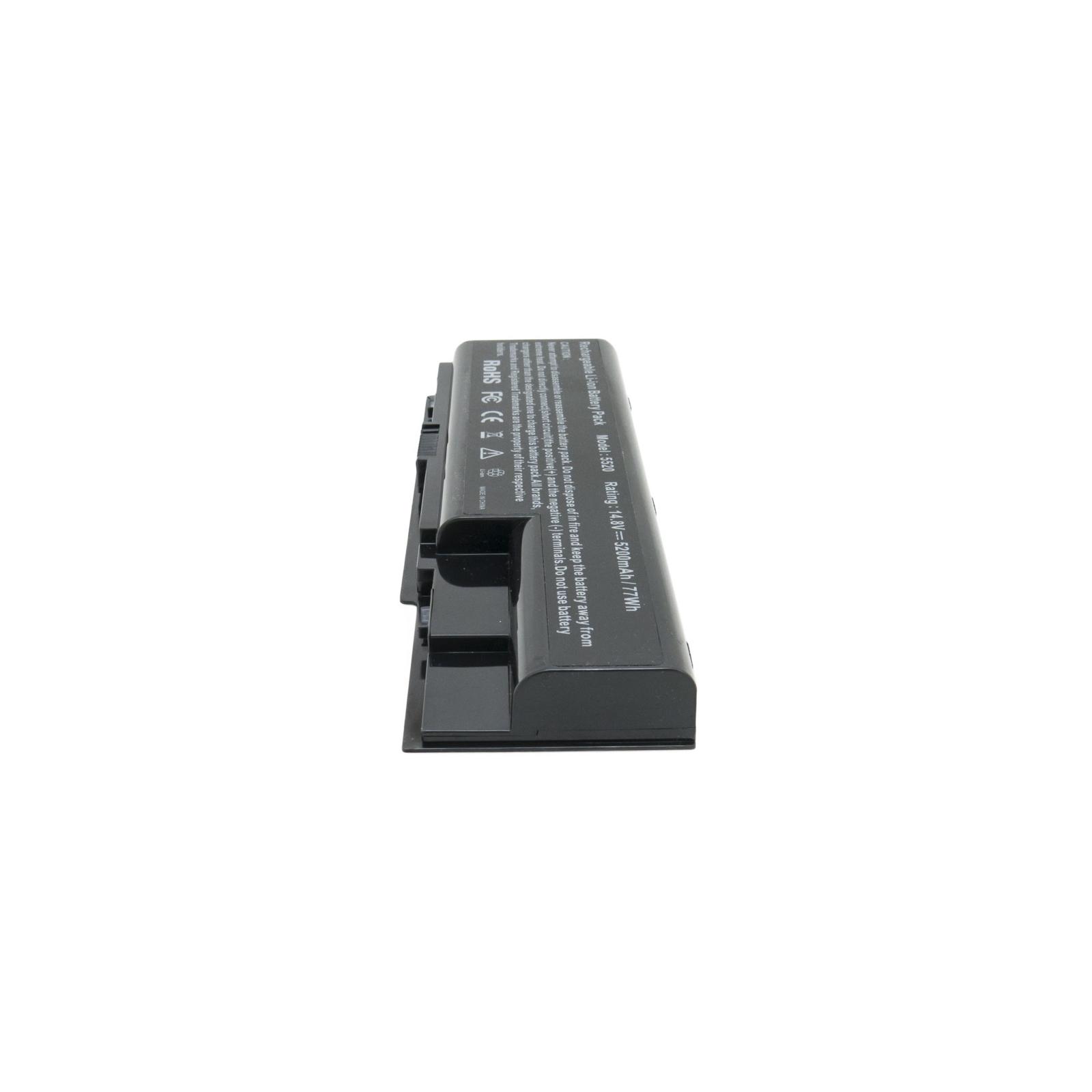 Аккумулятор для ноутбука Acer Aspire 5520 (AS07B32) 5200mAh EXTRADIGITAL (BNA3912) изображение 5