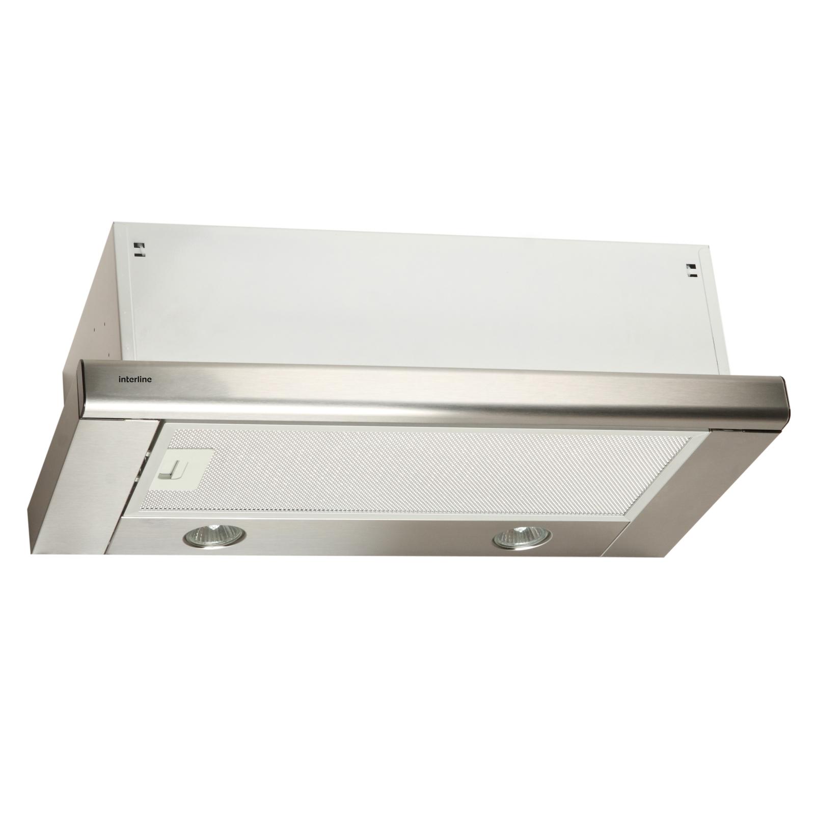 Вытяжка кухонная INTERLINE SLIM WH A/60/2/ E
