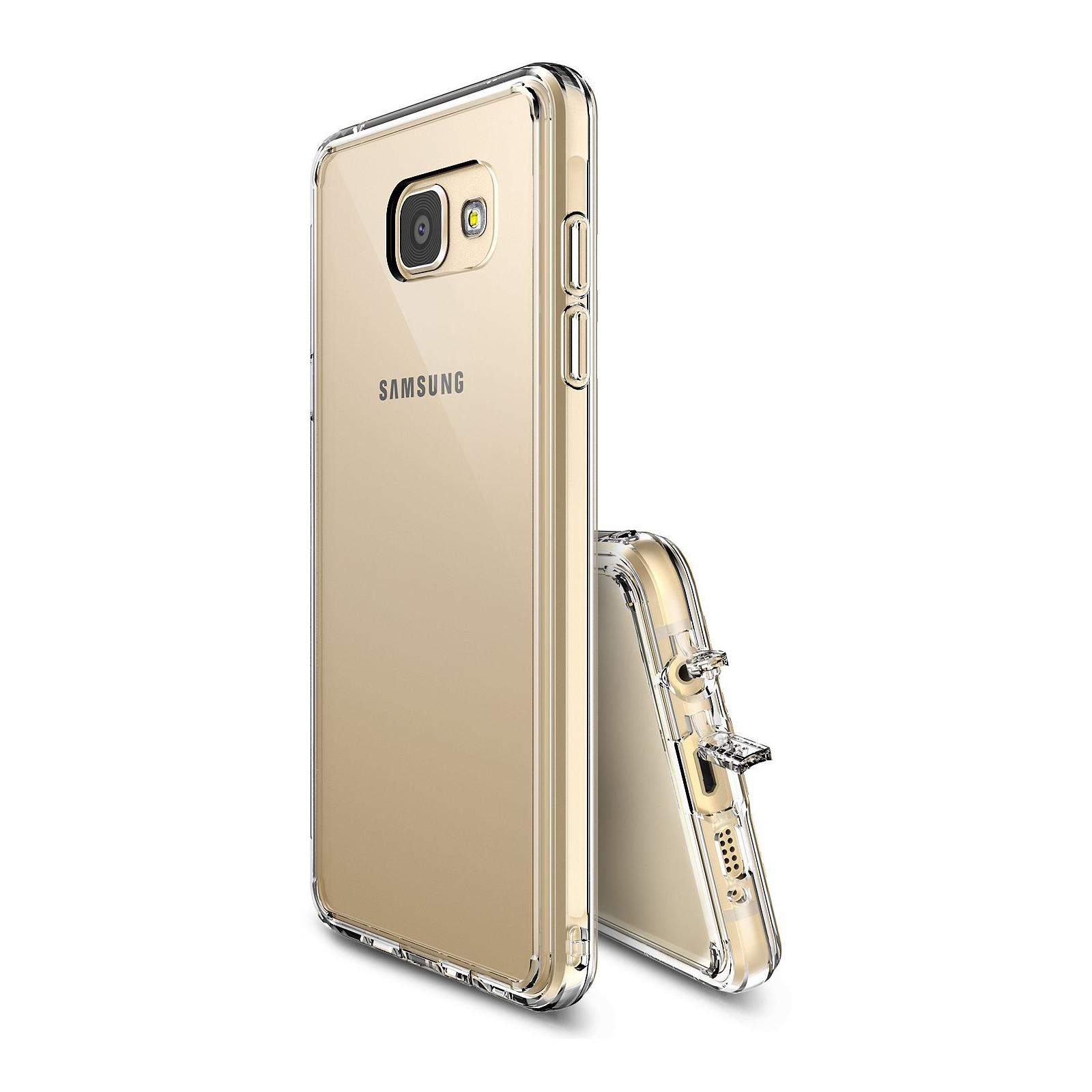 Чехол для моб. телефона Ringke Fusion для Samsung Galaxy A7 2016 Crystal View (179997) изображение 2