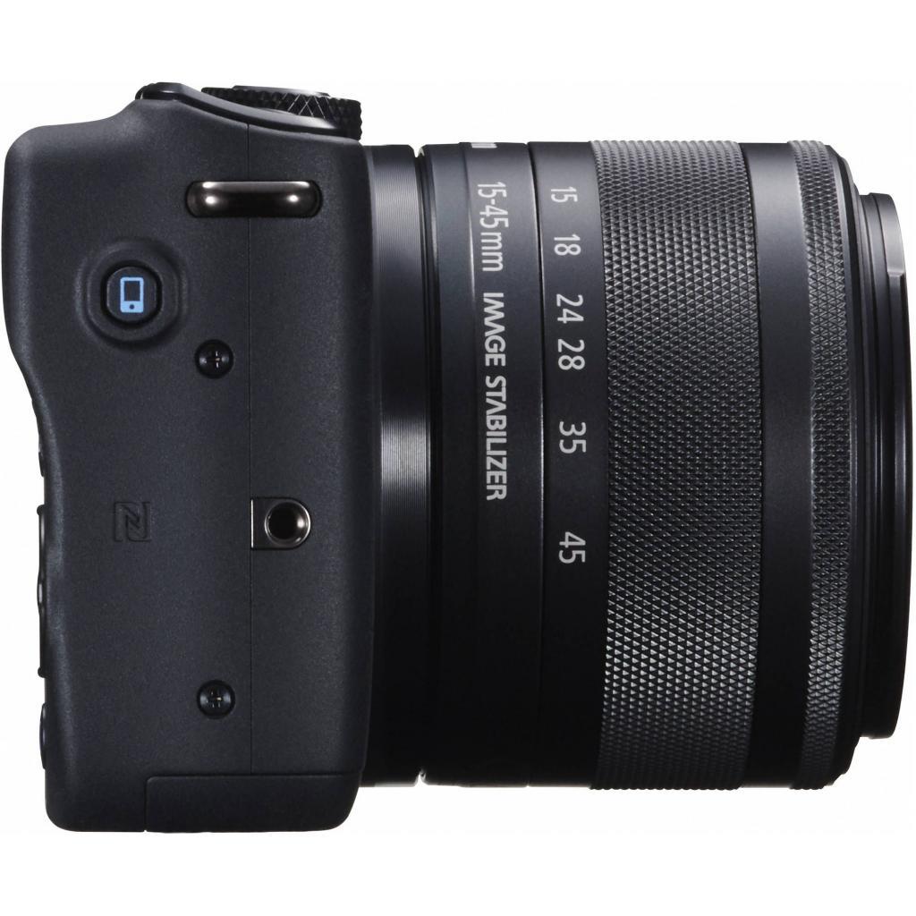 Цифровой фотоаппарат Canon EOS M10 15-45 IS STM Black Kit (0584C040) изображение 5