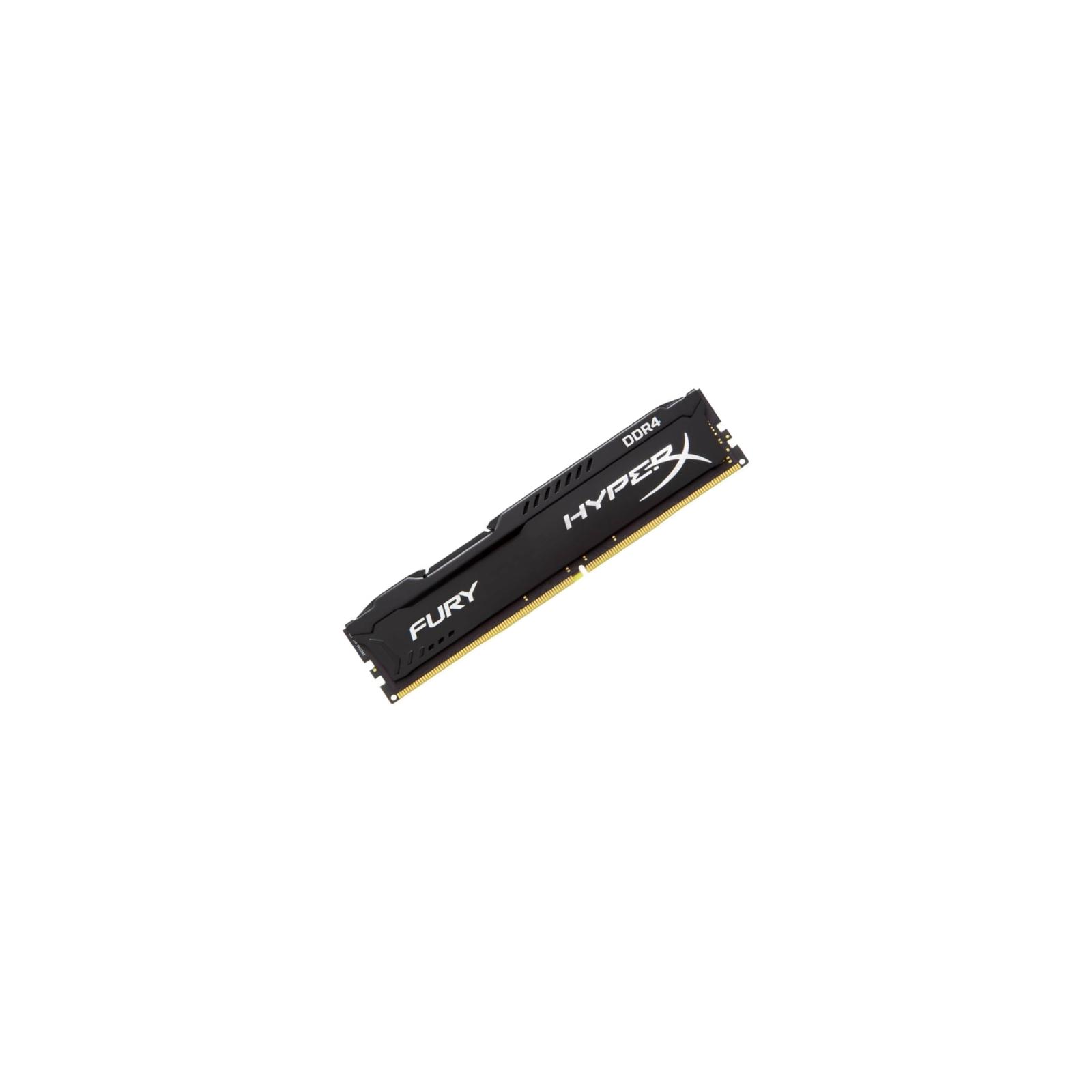 Модуль памяти для компьютера DDR4 16GB 2400 MHz HyperX Fury BLACK Kingston (HX424C15FB/16)