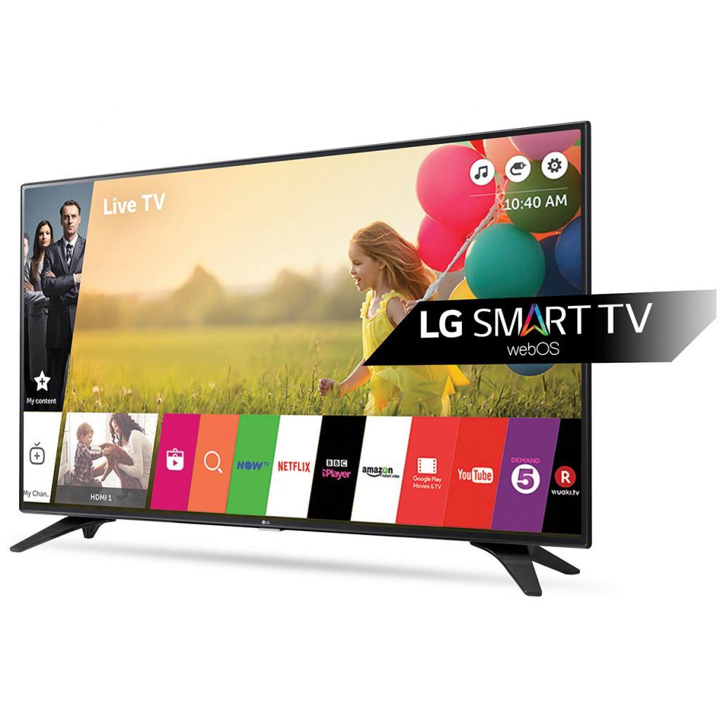Телевизор LG 32LH604V изображение 2