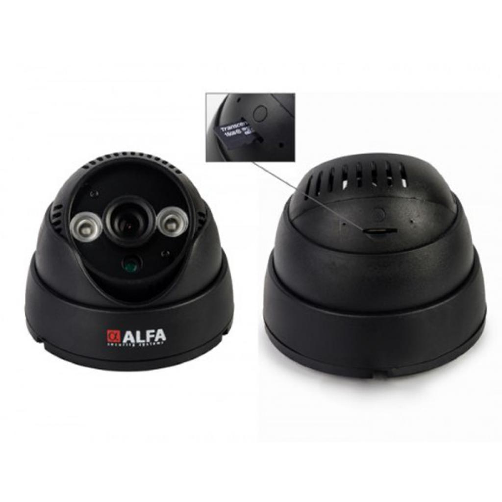 Комплект видеонаблюдения ALFA Agent 4 LED изображение 2