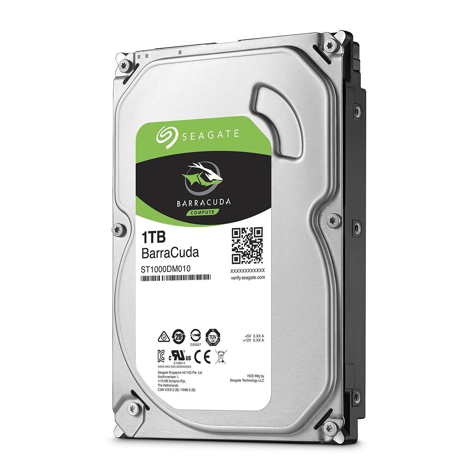 "Жесткий диск 3.5"" 2TB Seagate (ST2000DM001) изображение 2"