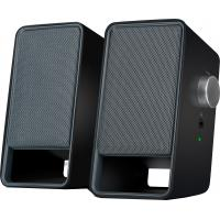 Акустическая система Speedlink VIORA Stereo Speakers, black (SL-8011-BK)