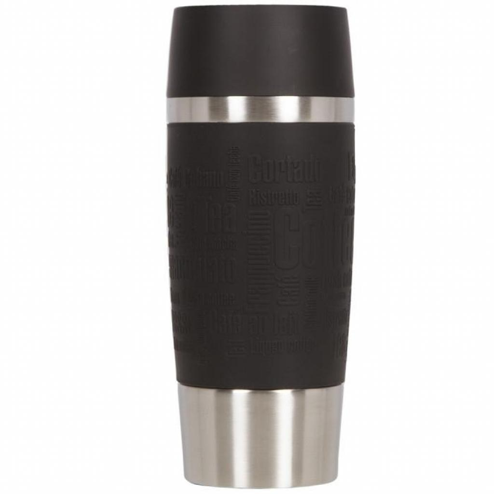 Термокружка Tefal TRAVEL MUG 0.36L raspb/silver (K3087114)