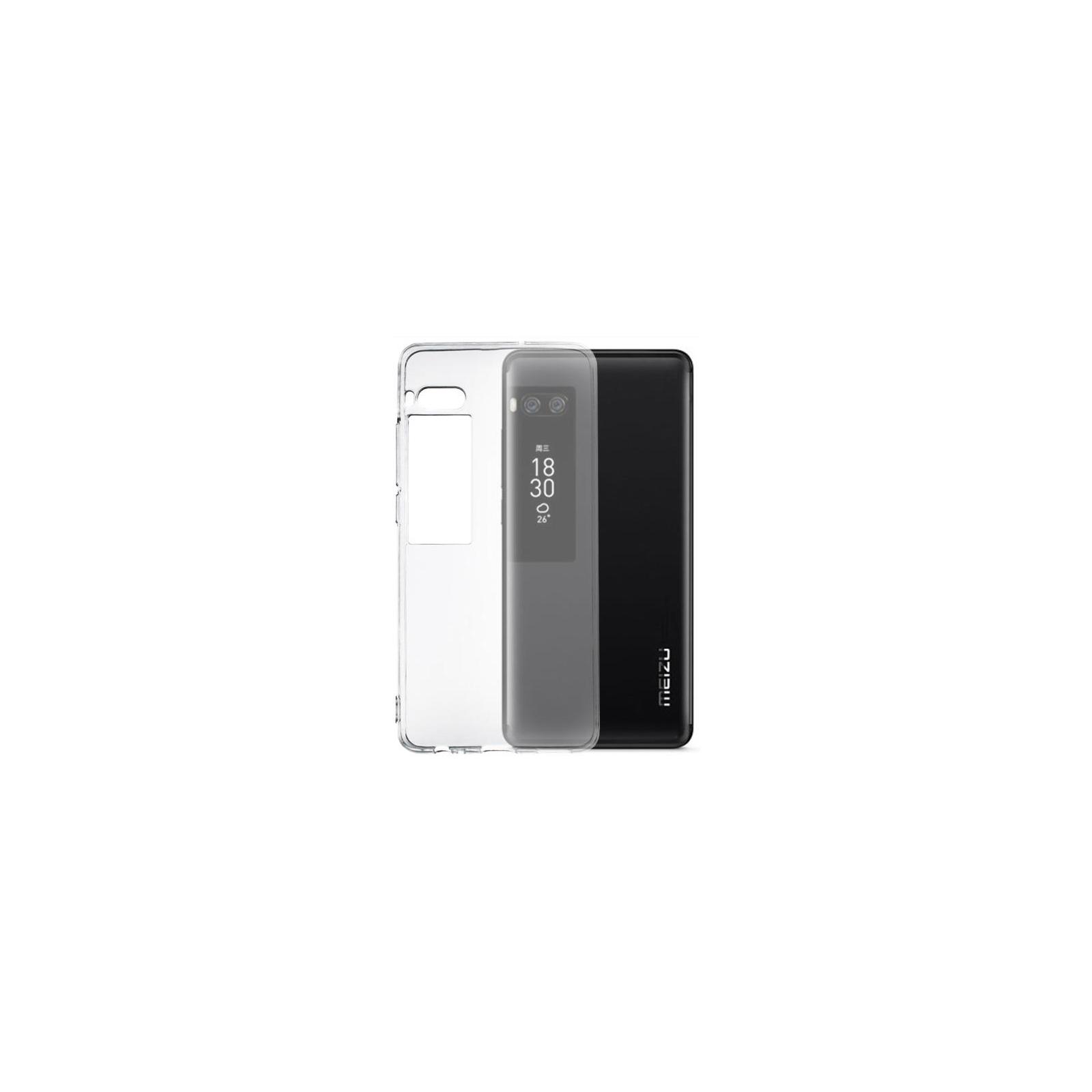 Чехол для моб. телефона Colorway ultrathin TPU case for Meizu Pro 7 (CW-CTPMP7) изображение 2