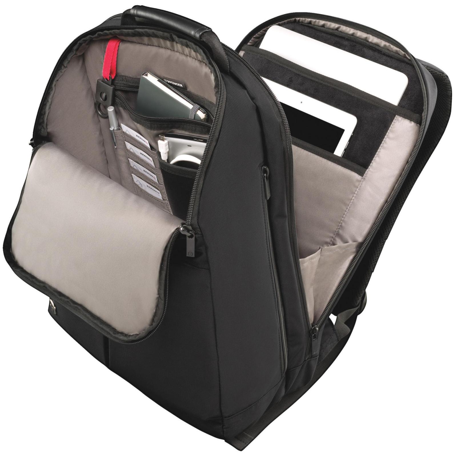 """Рюкзак для ноутбука Wenger 14"""" Reload Black (601068) изображение 2"""