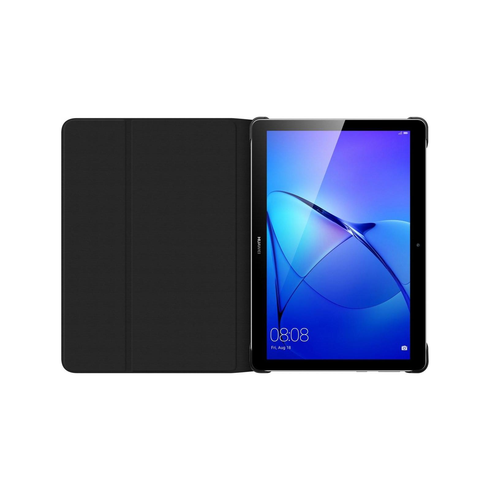 Чехол для планшета Huawei для MediaPad T3 10 flip cover black (51991965) изображение 2